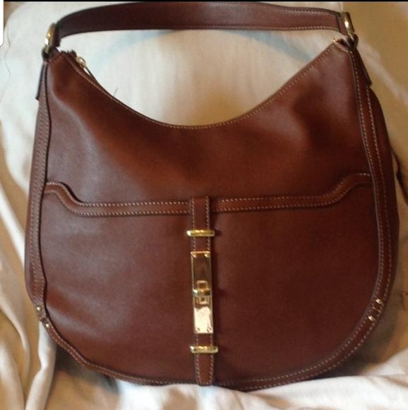NWOT Brown Nine West Shoulder Bag